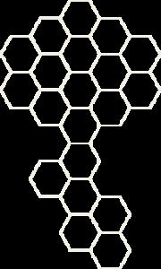 hexagon-pattern-top