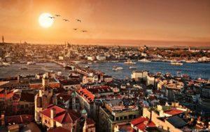 İstanbul Manzarası