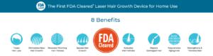 Lazer Saç Geliştirme FDA Onaylı