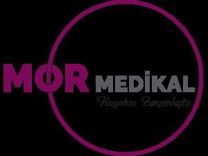 Mor Medikal Logo